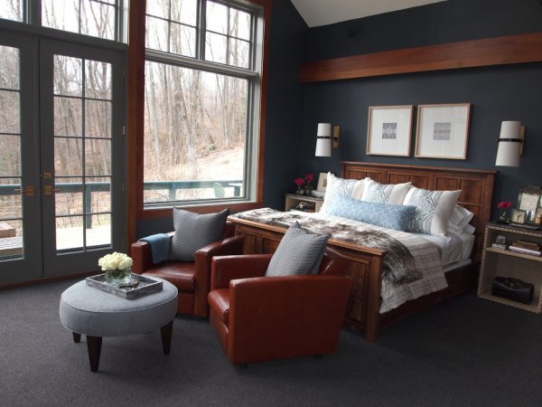 bedroom decorating ideas and designs Remodels Photos Elizabeth Reich BaltimoreMaryland United States transitional-bedroom