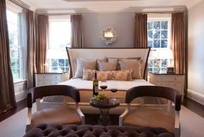 Bedroom Decorating and Designs by Emerald Hill Interiors - Lutherville, Maryland, United States