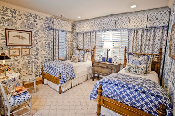bedroom decorating ideas and designs Remodels Photos Eric Ross Interiors, LLC Franklin Tennessee United States traditional-bedroom-003