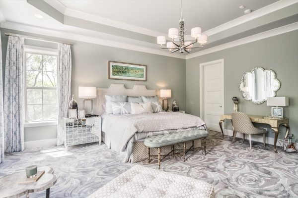 bedroom decorating ideas and designs Remodels Photos Eric Ross Interiors, LLC Franklin Tennessee United States transitional-bedroom
