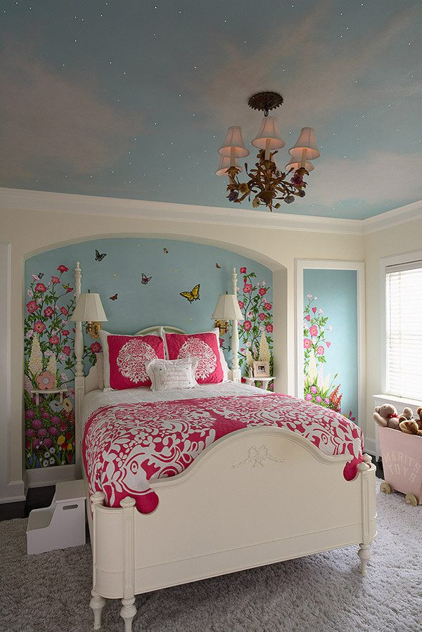 bedroom decorating ideas and designs Remodels Photos Erotas Building Corporation Excelsior Minnesota United States traditional-kids1