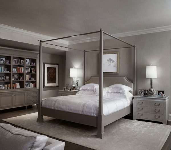 bedroom decorating ideas and designs Remodels Photos Eva Quateman Interiors Chicago Chicago United States traditional-bedroom