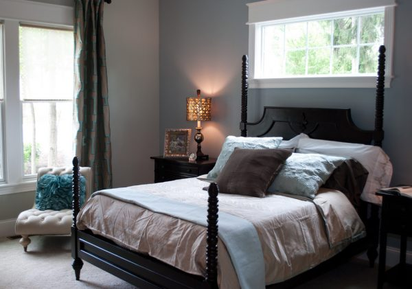 bedroom decorating ideas and designs Remodels Photos Everything Home Carmel Indiana United States transitional-bedroom-001
