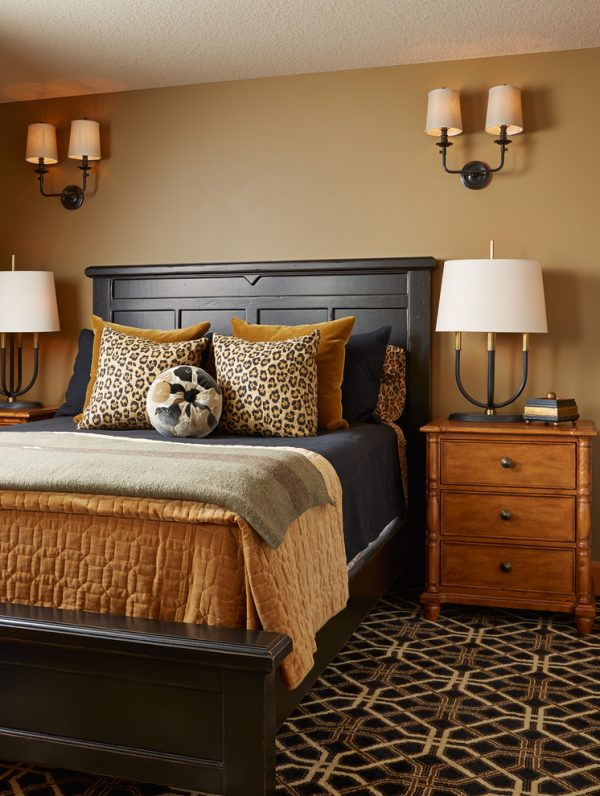bedroom decorating ideas and designs Remodels Photos Fiddlehead Design Group, LLC Minneapolis Minnesota united states eclectic-bedroom