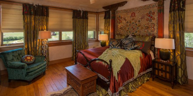 Bedroom Decorating And Designs By Finial Design Steamboat Springs Colorado United States