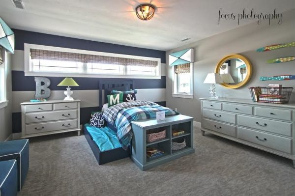 bedroom decorating ideas and designs Remodels Photos Fluff Interior Design Omaha Nebraska United States transitional-kids-001