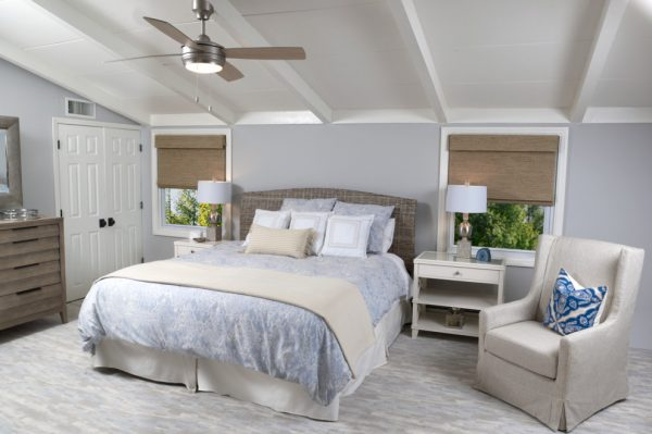 bedroom decorating ideas and designs Remodels Photos Fox + Chenko Interiors, Ltd.Port Washington New York united states beach-style-bedroom
