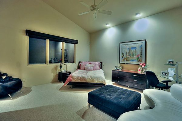 bedroom decorating ideas and designs Remodels Photos Fratantoni Interior Designers Scottsdale Arizona united states bedroom-013