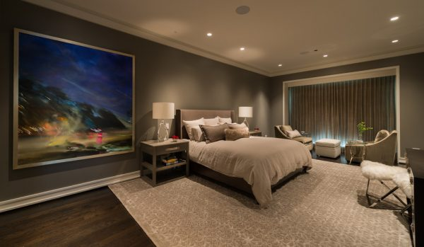 bedroom decorating ideas and designs Remodels Photos Fredman Design Group Chicago Illinois United States contemporary-bedroom-002