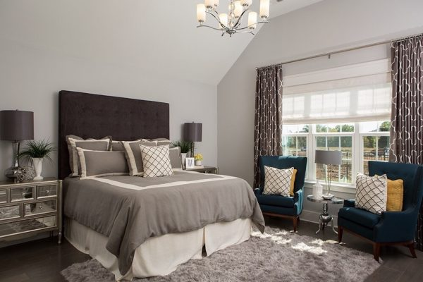 bedroom decorating ideas and designs Remodels Photos Fresh Perspectives Nashville Tennessee United States transitional-bedroom-007
