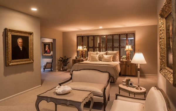 bedroom decorating ideas and designs Remodels Photos Friedman & Shields Scottsdale Arizona United States traditional-bedroom