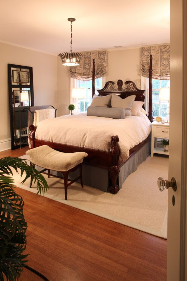 bedroom decorating ideas and designs Remodels Photos Funk Design Studio Montclair New Jersey united states transitional-bedroom-001