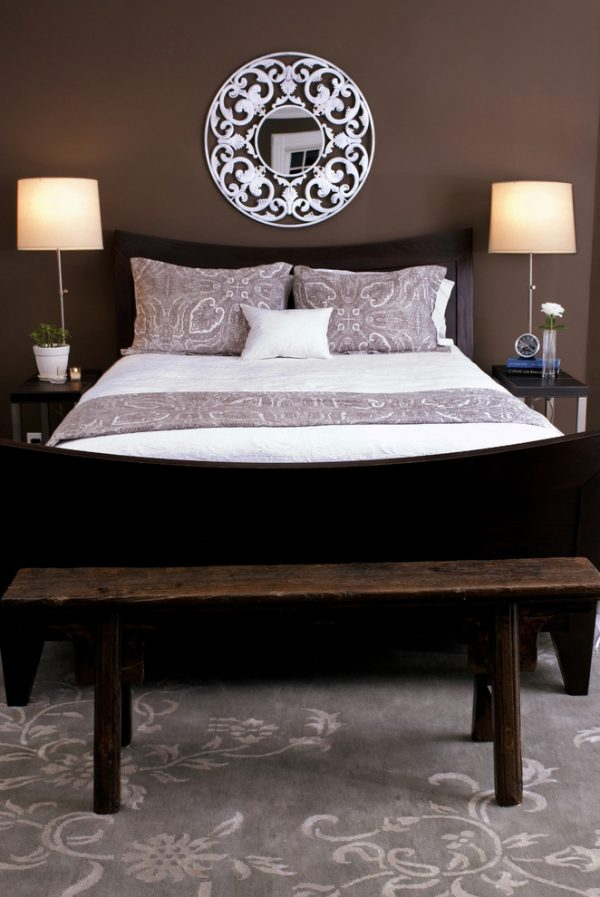 bedroom decorating ideas and designs Remodels Photos Funk Design Studio Montclair New Jersey united states transitional-bedroom-002