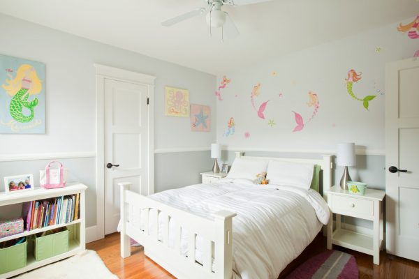 bedroom decorating ideas and designs Remodels Photos GEORGE Interior Design Mill Valley California United States beach-style-kids