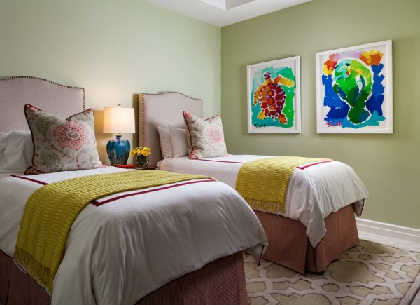 bedroom decorating ideas and designs Remodels Photos GIL WALSH INTERIORS West Palm Beach Florida United States bedroom-001