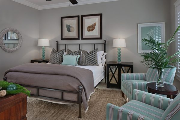 bedroom decorating ideas and designs Remodels Photos GIL WALSH INTERIORS West Palm Beach Florida United States contemporary-bedroom-001