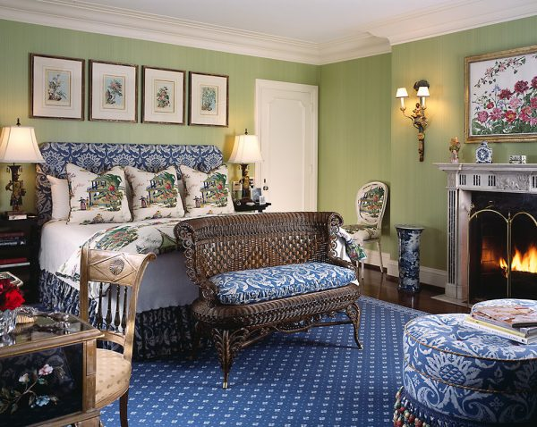 bedroom decorating ideas and designs Remodels Photos GIL WALSH INTERIORS West Palm Beach Florida United States traditional-bedroom-001