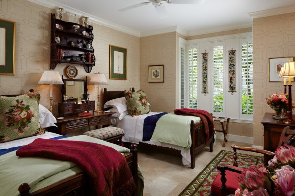 bedroom decorating ideas and designs Remodels Photos GIL WALSH INTERIORS West Palm Beach Florida United States traditional-bedroom-005