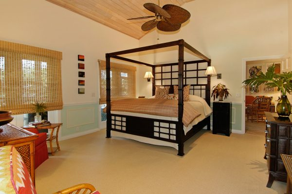 bedroom decorating ideas and designs Remodels Photos GIL WALSH INTERIORS West Palm Beach Florida United States tropical-bedroom