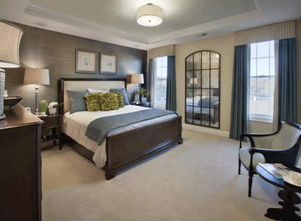 bedroom decorating ideas and designs Remodels Photos Gacek Design Group, Inc. New Hope Pennsylvania United States traditional-bedroom-005
