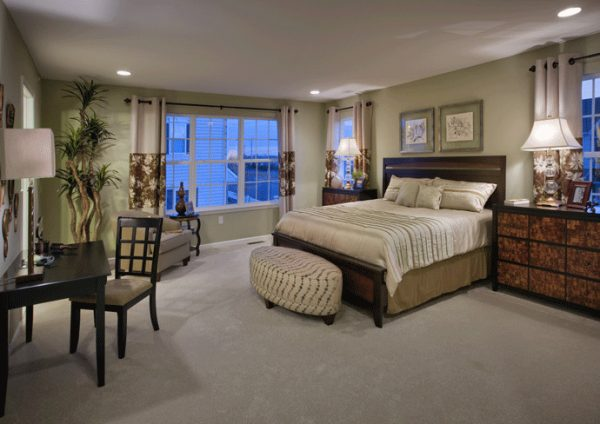 bedroom decorating ideas and designs Remodels Photos Gacek Design Group, Inc. New Hope Pennsylvania United States transitional-bedroom-004