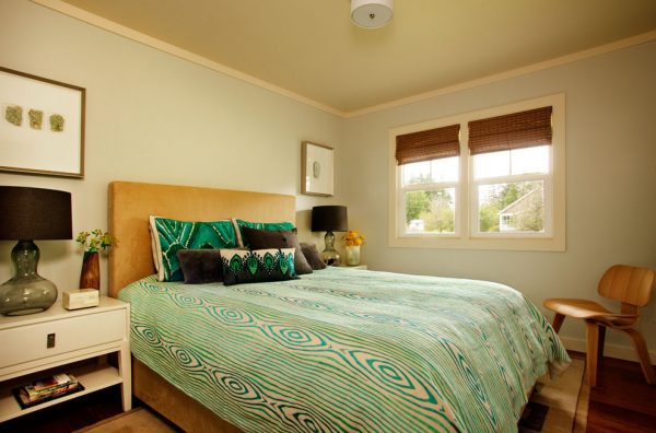 bedroom decorating ideas and designs Remodels Photos Garrison Hullinger Interior Design Inc Portland Oregon United States beach-style-bedroom