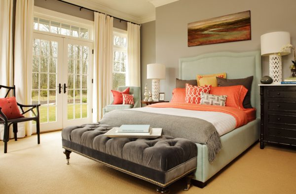 bedroom decorating ideas and designs Remodels Photos Garrison Hullinger Interior Design Inc Portland Oregon United States traditional