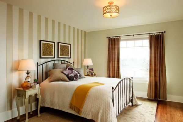 bedroom decorating ideas and designs Remodels Photos Garrison Hullinger Interior Design Inc Portland Oregon United States transitional-bedroom-006