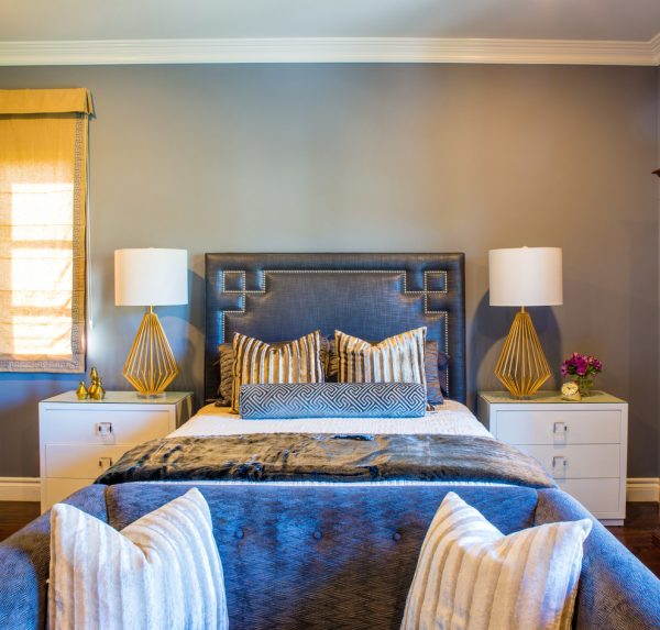 bedroom decorating ideas and designs Remodels Photos Georgette Westerman Interiors Los Angeles California united states contemporary-bedroom-001