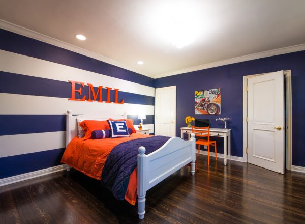 bedroom decorating ideas and designs Remodels Photos Georgette Westerman Interiors Los Angeles California united states contemporary-kids-001