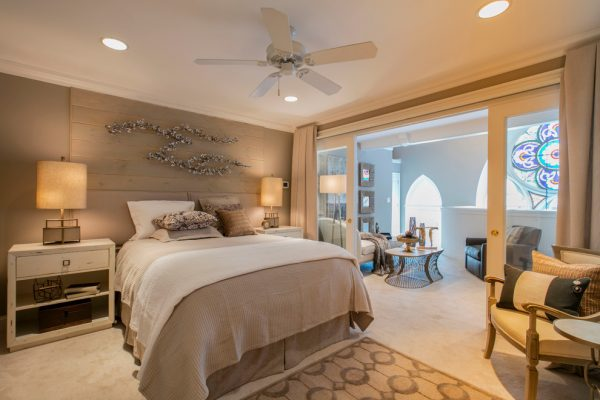 bedroom decorating ideas and designs Remodels Photos Gina Fitzsimmons ASID AnnapolisMaryland United States contemporary-bedroom