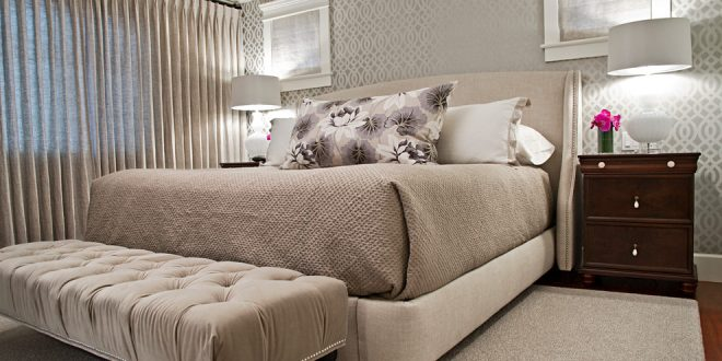 bedroom decorating ideas and designs Remodels Photos Good Space Design Group Vancouver British Columbia, Canada contemporary-bedroom