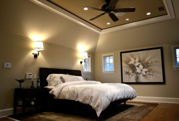 bedroom decorating ideas and designs Remodels Photos Grasso Development Corp New York United States contemporary-bedroom