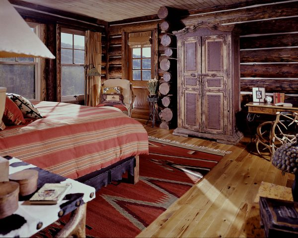 bedroom decorating ideas and designs Remodels Photos Greenauer Design Group VailColorado United States rustic-bedroom-006