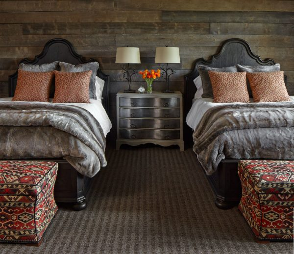 bedroom decorating ideas and designs Remodels Photos Greenauer Design Group Vail Colorado united states rustic-bedroom-003