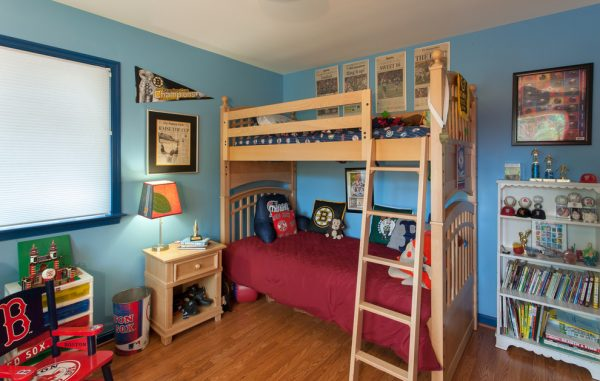 bedroom decorating ideas and designs Remodels Photos Grossmueller's Design Consultants Washington, D.C. America craftsman-kids