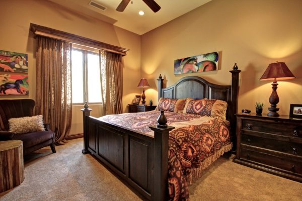 bedroom decorating ideas and designs Remodels Photos Guided Home Design  Scottsdale Arizona Arizona traditional-bedroom-0031