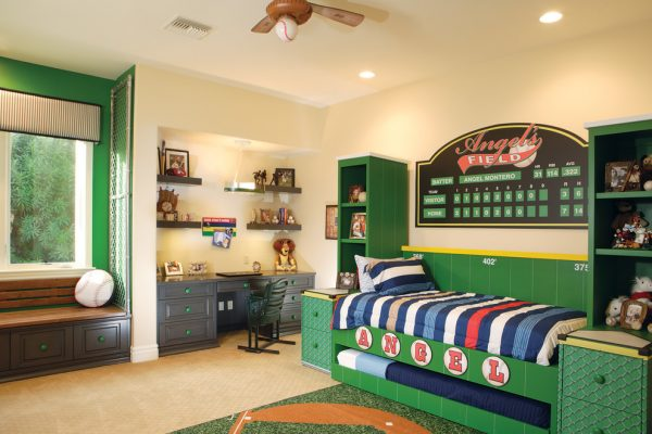 bedroom decorating ideas and designs Remodels Photos Guided Home Design  Scottsdale Arizona Arizona traditional-kids1