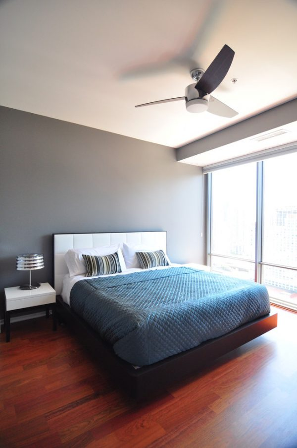 bedroom decorating ideas and designs Remodels Photos Habitar Design Chicago Illinois United States contemporary-bedroom