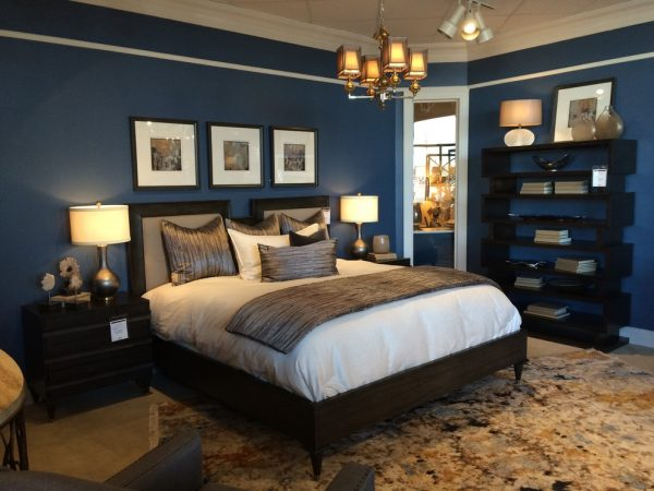 bedroom decorating ideas and designs Remodels Photos Hamilton Park Interiors Salt Lake Utah United States contemporary-bedroom