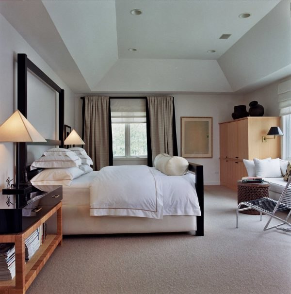 bedroom decorating ideas and designs Remodels Photos Handman Associates Chicago Illinois united states contemporary-bedroom-004
