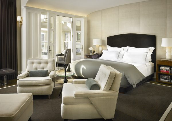 bedroom decorating ideas and designs Remodels Photos Handman Associates Chicago Illinois united states transitional-bedroom-001