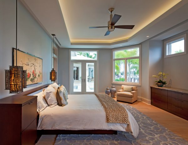 bedroom decorating ideas and designs Remodels Photos Harwick Homes Bonita Springs Florida United States contemporary-bedroom-002