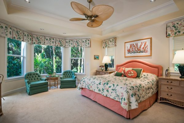 bedroom decorating ideas and designs Remodels Photos Harwick Homes Bonita Springs Florida United States traditional-bedroom-001