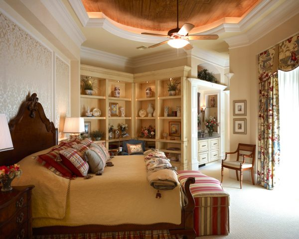 bedroom decorating ideas and designs Remodels Photos Harwick Homes Bonita Springs Florida United States traditional-bedroom