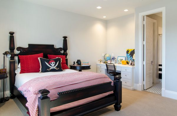 bedroom decorating ideas and designs Remodels Photos Hatfield Builders & Remodelers Plano Texas United States modern-002
