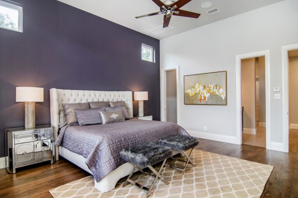 bedroom decorating ideas and designs Remodels Photos Hatfield Builders & Remodelers Plano Texas United States transitional-bedroom-001