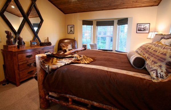 bedroom decorating ideas and designs Remodels Photos High Camp Home Truckee California united states home-design-003