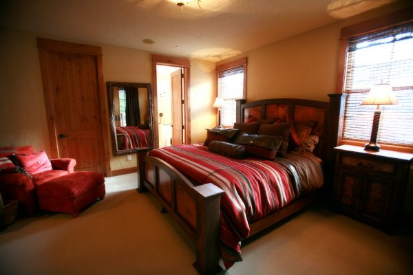 bedroom decorating ideas and designs Remodels Photos High Camp Home Truckee California united states rustic
