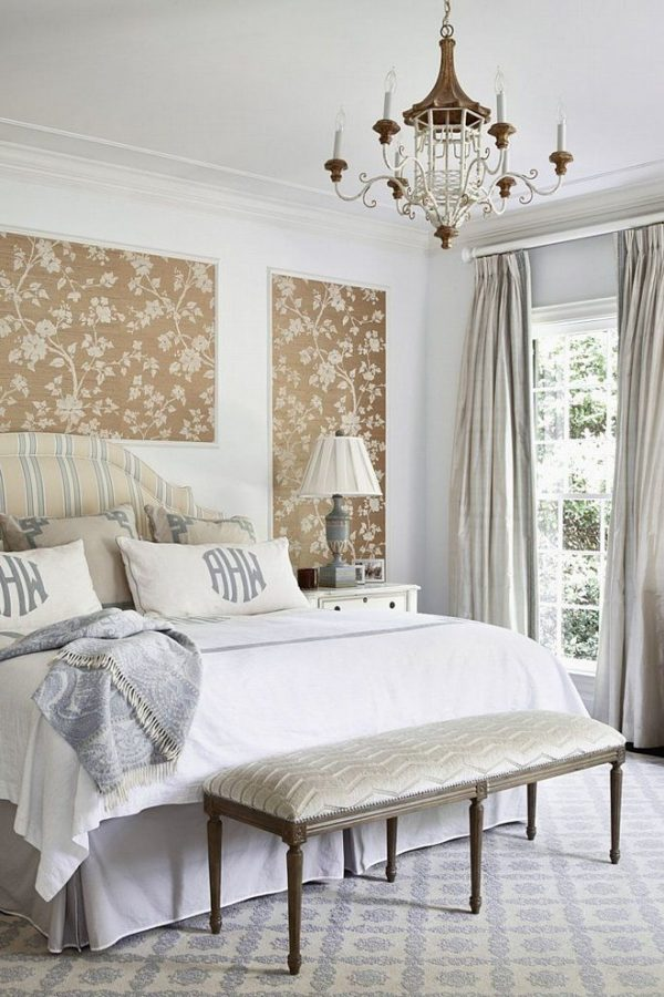 bedroom decorating ideas and designs Remodels Photos Holly Phillips @ The English Room Charlotte  North Carolina United States traditional-bedroom-001